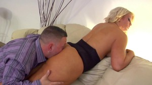Mature Julie Cash in company with Randi Wright femdom