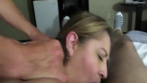 Hottest babe raw got fucked hard in hotel