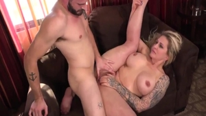 Big boobs Ryan Conner has a soft spot for pussy fucking