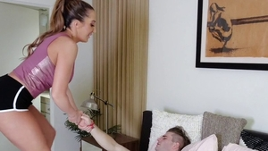 Perfect MILF needs rough sex HD