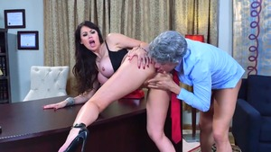 Busty Eva Karera goes in for real sex