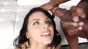 Adriana Chechik gangbang sex video