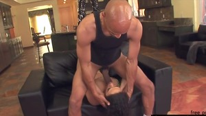 Latino Chyanne Jacobs interracial pounding