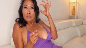 Super hot thai MILF feels up to ramming hard