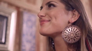 Brunette August Ames goes for fucking wearing high heels in HD
