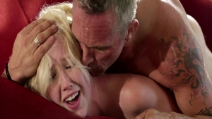 Samantha Rone getting smashed very nicely