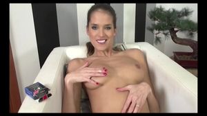 Shaved babe european Silvie Deluxe toys action