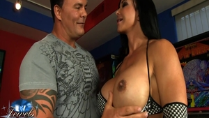 Jewels Jade cock sucking XXX video