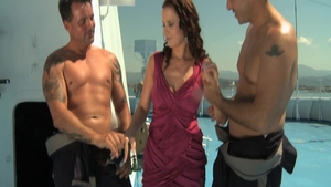 Banging group sex along with Cindy Dollar