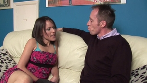 Loud sex with pornstar Lucy Love