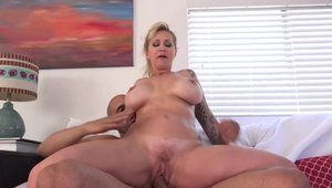 Mature Ryan Conner fucked in the ass sex video