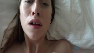 Slamming hard together with hairy pussy brunette Jill Kassidy