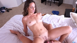 Cassidy Klein in company with young Bridget Bond