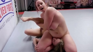 Riley Rey in the company of Bella Rossi