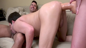Pegging with Shae Celest along with Shae Celestine