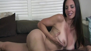 Hottest busty american babe Mindi Mink taboo roleplay