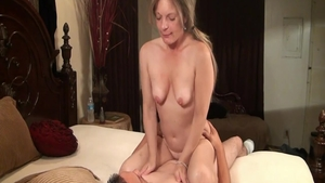 Real sex along with charming chick