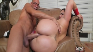 Chubby latina babe wishes for nailing