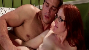 Huge tits redhead Penny Pax need gets real sex