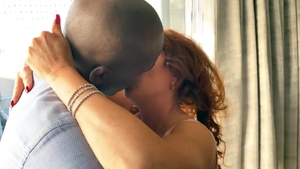 Creampied in hotel hairy african Janet Mason in pantyhose HD