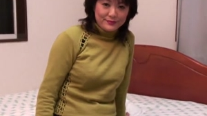 Raw sex in the company of japanese mature