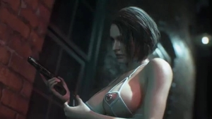Jill Valentine hentai getting smashed very nicely sex video