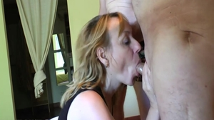 Passionate french mature need gets hard nailing HD