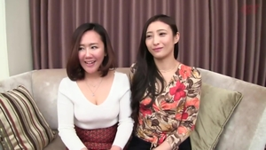 Asian group sex at castings