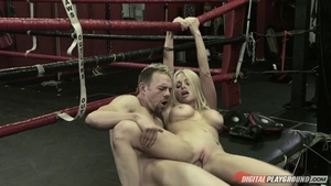 Big boobs Jesse Jane blonde hair cumshot sex video