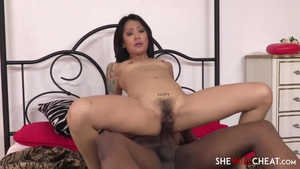 Japanese stepmom Saya Song uncensored cumshot