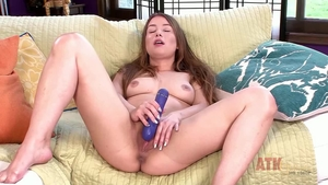Plowing hard together with hairy brunette Taylor Sands