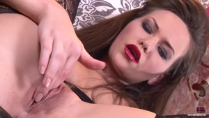 Brunette Subil Arch fucked hard video HD