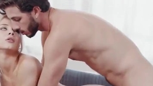 Large tits stepmom bareback anal sex smoking in HD