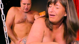 German group sex at the party in HD