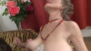 Saggy tits european mature roleplay