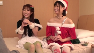 Group sex amongst very hawt japanese in sexy stockings HD
