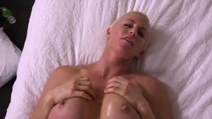 Slamming hard along with huge tits deutsch MILF
