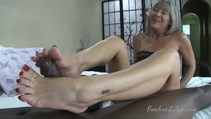 Raw sex in company with petite mature