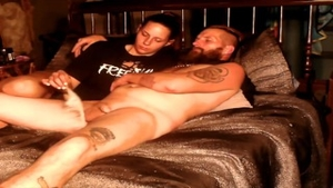'Hard Pegging And anal Play, Prostate Massage Till he Cums Hard'