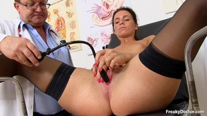 Pussy fuck in the hospital