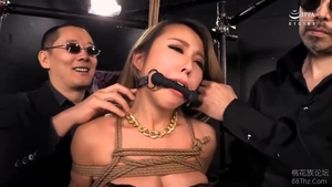 Group sex hairy japanese in stockings in HD