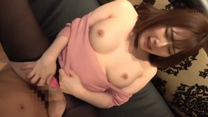Pussy fucking together with erotic asian babe