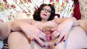 Slut fucked in the ass live on webcam in HD