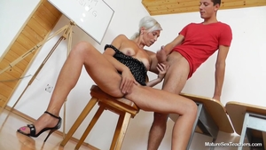 Huge boobs babe Kathy White wishes for nailed rough