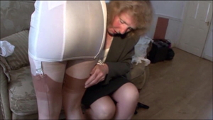 Raw sex in company with european MILF Satine Spark