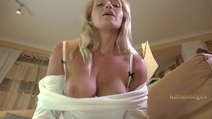 Adorable mature reality Pussy fucked