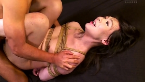 Fucking hard in the company of asian amateur