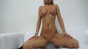 Solo bubble butt czech babe sex with toys