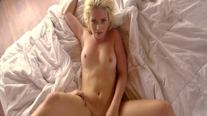 Hot stepsister Aubrey Gold fetish ass pounded