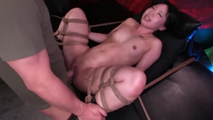 Fabulous japanese uncensored sex with toys in HD